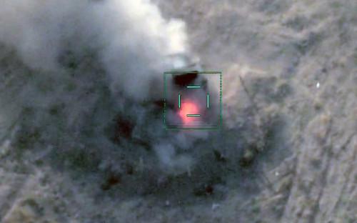 Фото:Министерство обороны Азербайджанской республики
