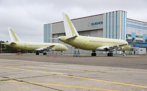 «ИрАэро» потребовала от производителя SSJ100 почти ₽2 млрд