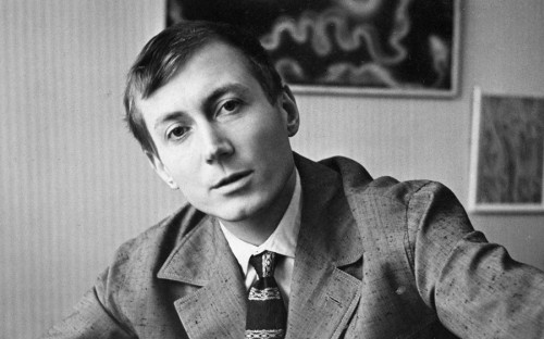 <p>Евгений Евтушенко в 1950-х годах</p>  <p></p>