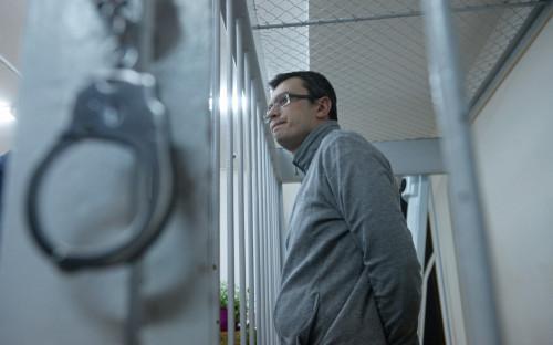 Один из фигурантов дела о коррупции в СКР Денис Никандров
