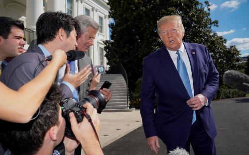Фото:Kevin Lamarque / Reuters