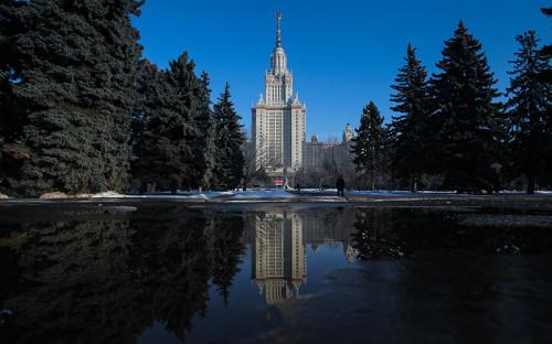 <p>&laquo;Старая&raquo; территория университета &ndash; около 206 га. Градостроительно-земельная комиссия в декабре рассмотрела проект планировки территории, касающийся еще 340 га в престижном Юго-Западном округе Москвы.</p>