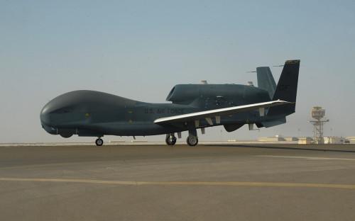 Беспилотник RQ-4 Global Hawk