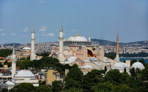 <p>Собор Святой Софии, Стамбул</p>