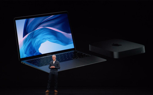 Фото: скриншот презентации Apple