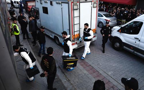 Фото:Huseyin Aldemir / Reuters
