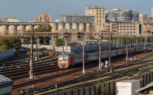 <p>Казанское&nbsp;направление&nbsp;Московской железной дороги</p>