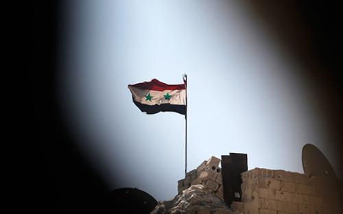 <p>Флаг Сирии</p>  <p></p>