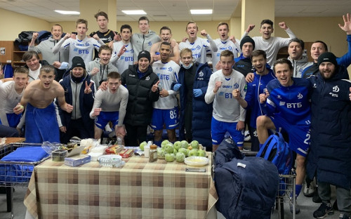 Фото:пресс-служба «Динамо»