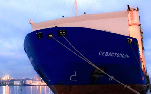 <p>Многоцелевое грузовое судно &laquo;Севастополь&raquo;</p>