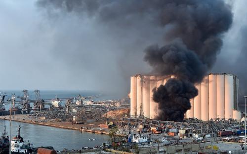 Фото:Wael Hamzeh / EPA / ТАСС