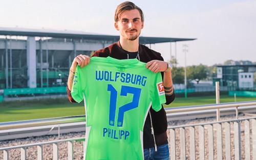Фото:пресс-служба «Вольфсбурга»