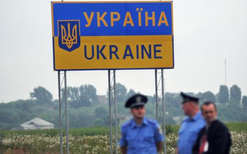 Международный пункт пропуска через украинско-польскую границу Угринов— Долгобичув