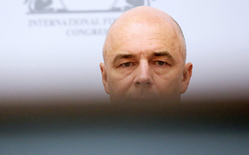 <p>Министр финансов России Антон Силуанов</p>  <p></p>
