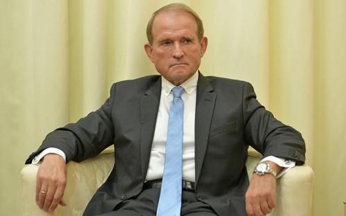 <p>Виктор Медведчук</p>