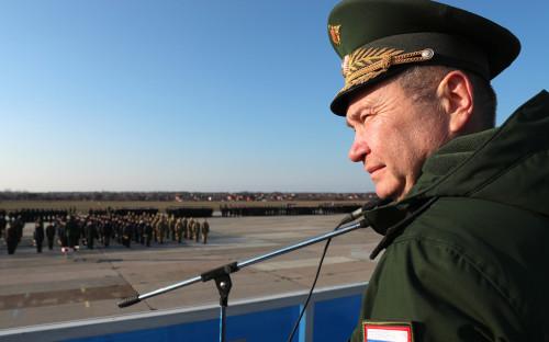 Кризисная группа увидела проблему в мандате миротворцев в Карабахе