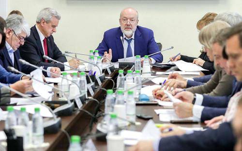 Заседание Комитета по государственному строительству и законодательству<br /> &nbsp;