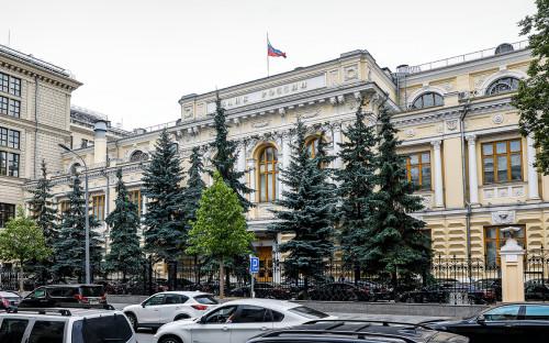 Орешкин поспорил с ЦБ о роли потребкредитов в росте ВВП