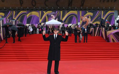 Президент Московского международного кинофестиваля, председатель Союза кинематографистов России Никита Михалков