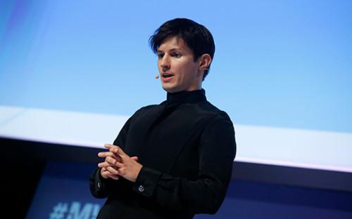 <p>Павел Дуров</p>  <p></p>