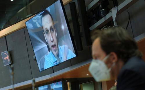 Алексей Навальный (по видеосвязи)