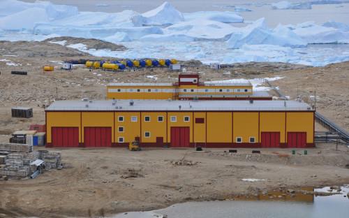 <p>Антарктическая станция &laquo;Прогресс&raquo;</p>