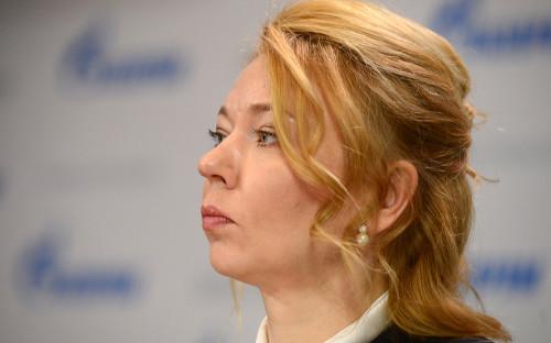 <p>Елена Бурмистрова</p>