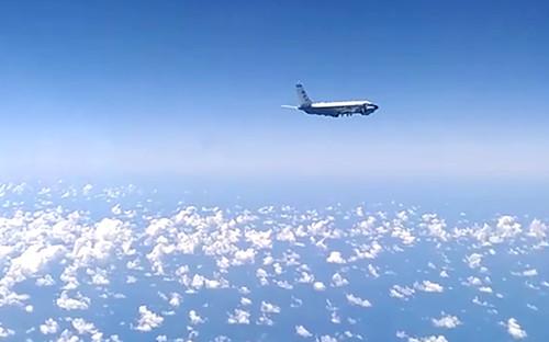 Разведывательный самолет Р-3С «Орион» ВВС Норвегии