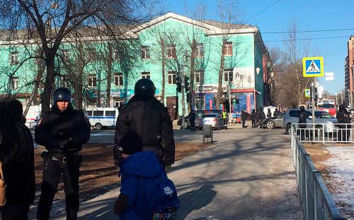 На расследование стрельбы в Благовещенске отправят следователей из Москвы