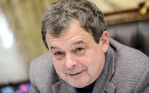 Председатель совета директоров девелоперской компании «СУ-155» Михаил Балакин