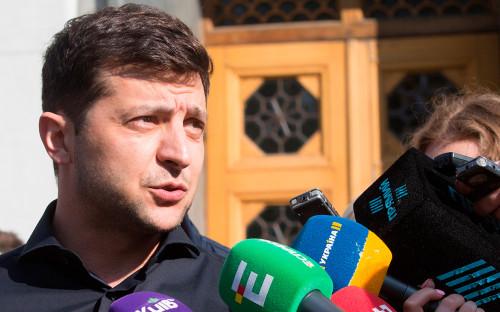 Советник Зеленского анонсировал скорый роспуск Верховной рады