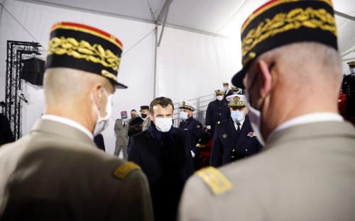 Фото:Stephane Mahe / Pool / Reuters