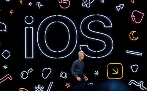 Cтарший вице-президент Apple по разработке программного обеспечения Крейг Федериги
