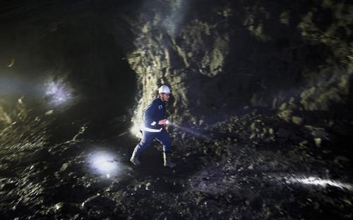 Рудник «Таймырский»компании «Норникель»