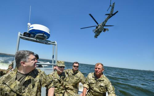 Фото:Николай Лазаренко / пресс-служба президента Украины / ТАСС