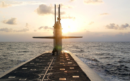 Фото:Rebecca Rebarich / U.S. Navy / AP