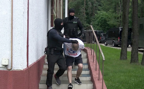 Фото:КГБ Белоруссии / AP