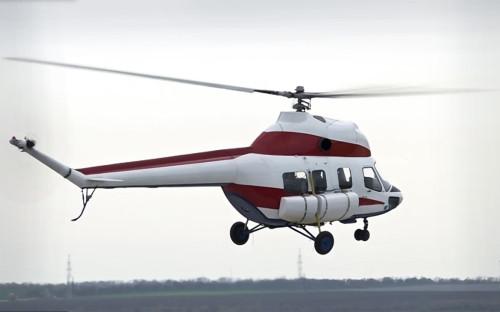 Вертолет МСБ-2 «Надія»