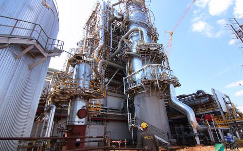 завод «Аммоний» по производству минеральных удобрений
