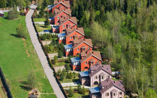 Коттеджный поселок в Московской области