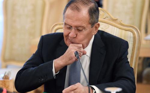 <p>Сергей Лавров</p>  <p></p>