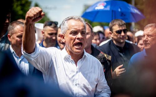 Путин обещал поддержать Додона в борьбе с «узурпаторами» в Молдавии