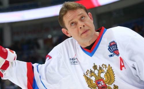 Фото:ХК «Легенды хоккея»