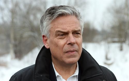Джон Хантсман