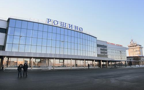 Международный аэропорт Тюмени Рощино