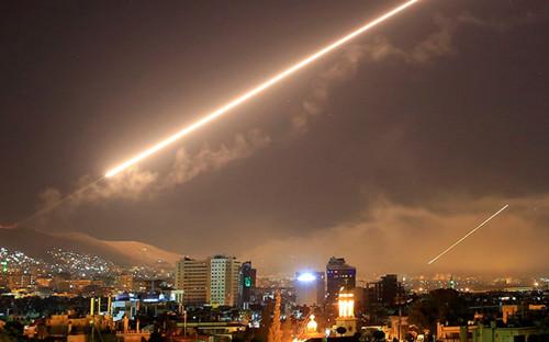 Последствия атаки коалиции США в Сирии<br /> &nbsp;