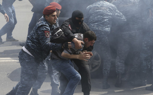 Фото:Vahram Baghdasaryan / Photolure / Reuters