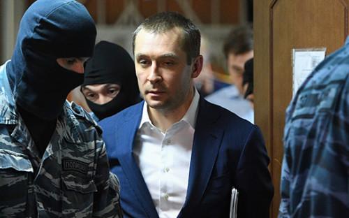 <p>Полковник МВД Дмитрий Захарченко</p>  <p></p>