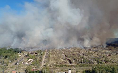 Несколько снарядов взорвались на территории бывшей воинской части села Пугачево в Малопургинском районе Удмуртии. Детонация произошла из-за горящей сухой травы, рассказали РБК в пресс-службе регионального управления МЧС.