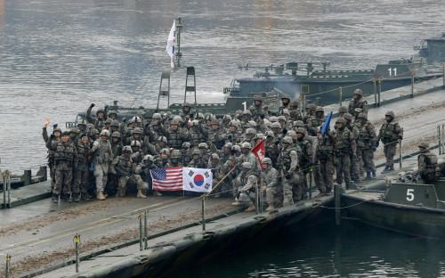 Фото:Ahn Young-joon / AP